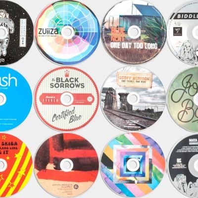 Replication / Disc Printing Options