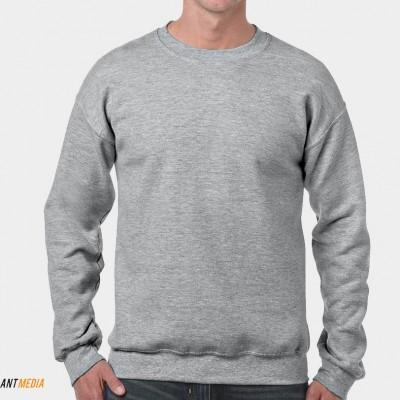 Crewneck Sweatshirt Printing – Gildan 18000 style