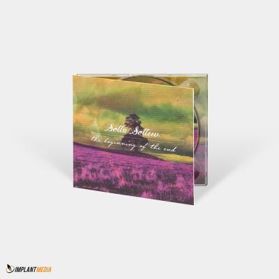 Duplication / Digicase – gloss cello finish / Disc – full print + UV coating