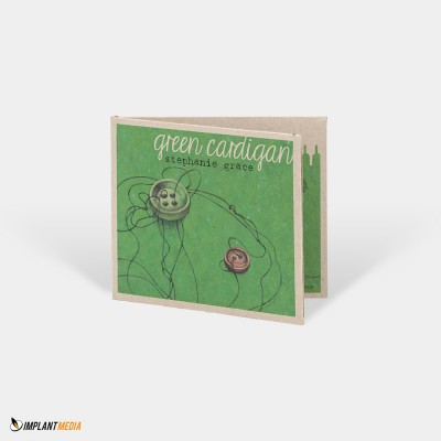 Replication / Digitally printed gatefold with two pockets – boxboard stock + 8pg booklet / Disc – full colour on a white base