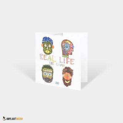 Duplication / Gatefold Mini Single Pocket / DVD – full print