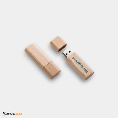 USB Drive – Wooden – W002